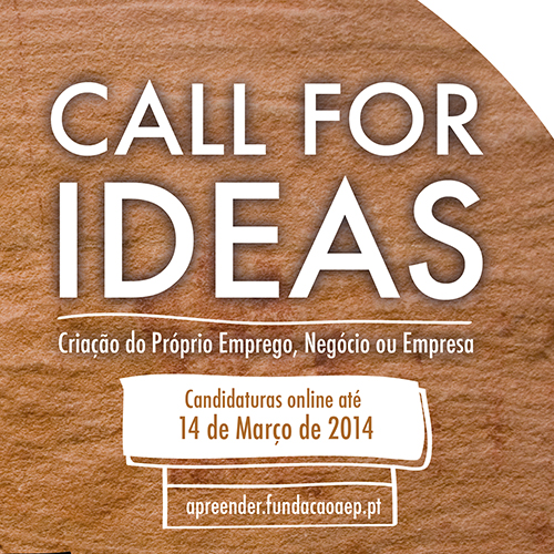 Call For Ideas 1