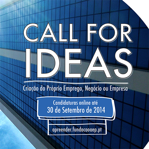 Call For Ideas 2
